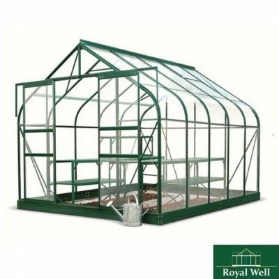 Afbeelding 4 van Royal Well Hobbykas Supreme 108 Groen Gecoat