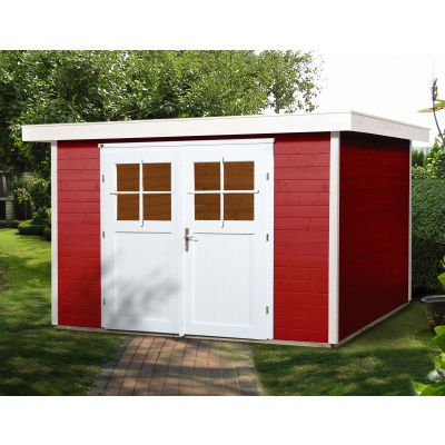 Hoofdafbeelding van Weka Tuinhuis 227 Gr. 3 Zweeds rood