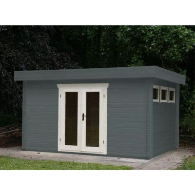 Bild 17 von Azalp Blockhaus Ingmar 596x350 cm, 45 mm