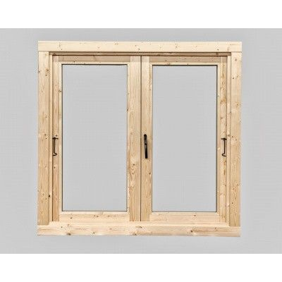 Bild 10 von Graed Oak Blockhaus 595x300 cm, 44 mm