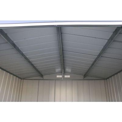 Bild 4 von Duramax ECO Metall-Gartenhaus 10x10, Anthrazit