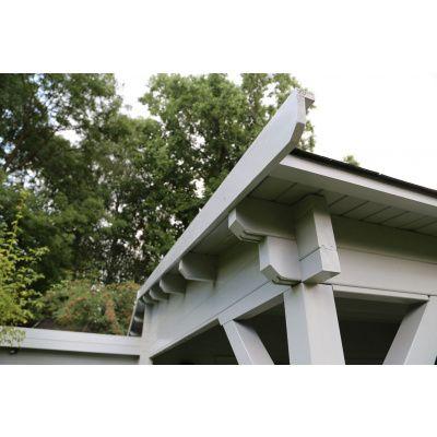 Bild 10 von Azalp Blockhaus Ben 650x750 cm, 45 mm