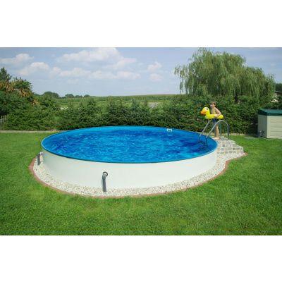 Afbeelding 13 van Trend Pool Ibiza 420 x 120 cm, liner 0,6 mm