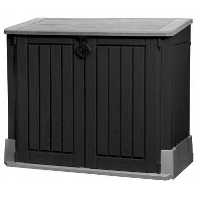 Hoofdafbeelding van Keter 17197253 Store It Out Midi black/grey