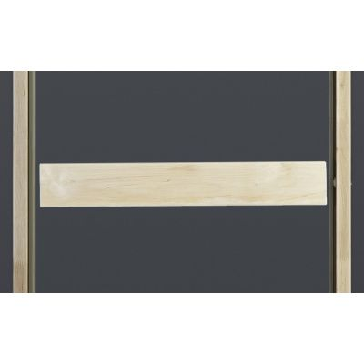 Afbeelding 3 van Ilogreen Saunadeur Classic (Elzen) 79x189 cm, helderglas