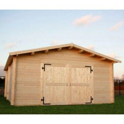 Afbeelding 24 van Azalp Garage Thijs 500x700 cm, 95 mm