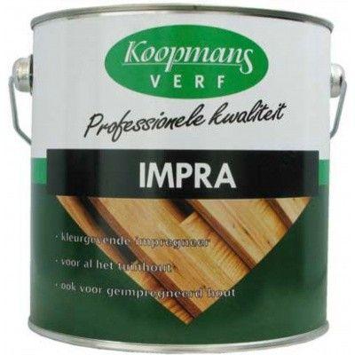 Hauptbild von Koopmans Impra, braun, 2,5L