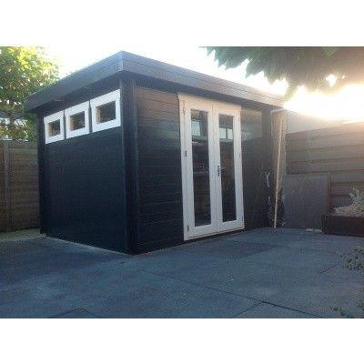 Bild 98 von Azalp Blockhaus Ingmar 300x300 cm, 30 mm
