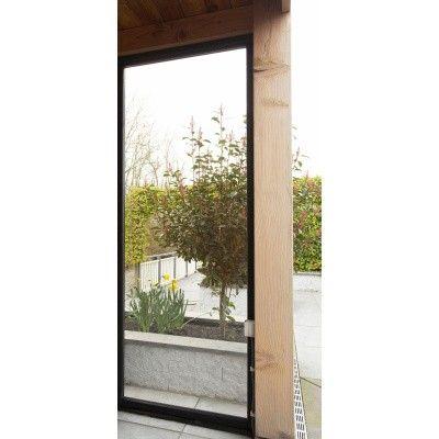Afbeelding 8 van WoodAcademy Zijwand 86,5x220 cm Glas