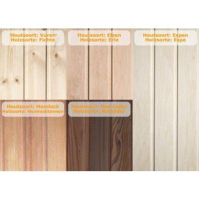 Afbeelding 3 van Azalp Saunabank verstelbaar, Elzen breedte 60 cm