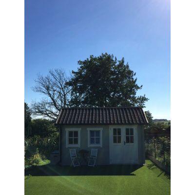 Bild 26 von Azalp Blockhaus Lynn 450x400 cm, 30 mm