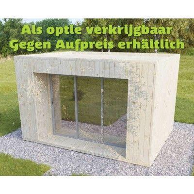 Afbeelding 16 van SmartShed Blokhut Nicho 423x302 cm