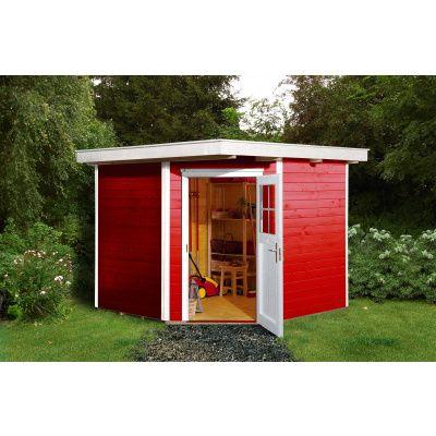 Hauptbild von Weka Gartenhaus 229 Gr. 2 Schwedisch rot