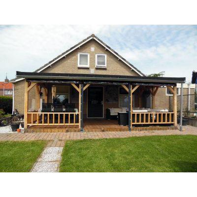 Bild 14 von Azalp Terrassenüberdachung Holz 400x300 cm