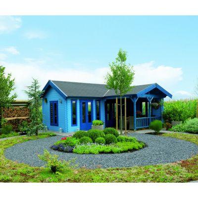 Afbeelding 43 van Azalp Blokhut, tuinhuisje of chalet op maat Duxwood