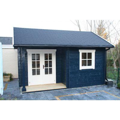 Afbeelding 24 van Azalp CLASSIC blokhut Cottage Style Cumberland 520x430 cm, 45 mm