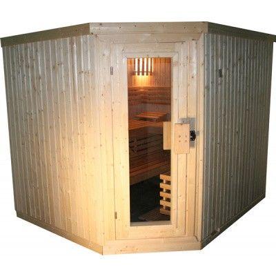 Afbeelding 4 van Azalp Saunaschroot Nordisch Fichte 2100x95x16 mm