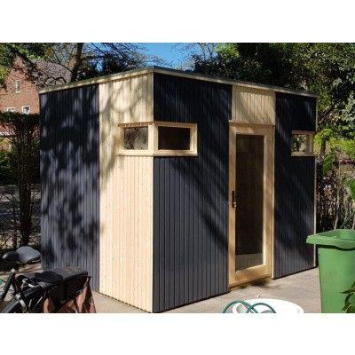 Bild 4 von SmartShed Gartenhaus Kampas 2535
