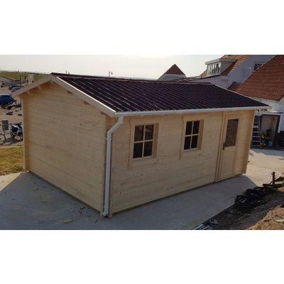 Afbeelding 3 van Azalp Garage Thijs 500x700 cm, 60 mm