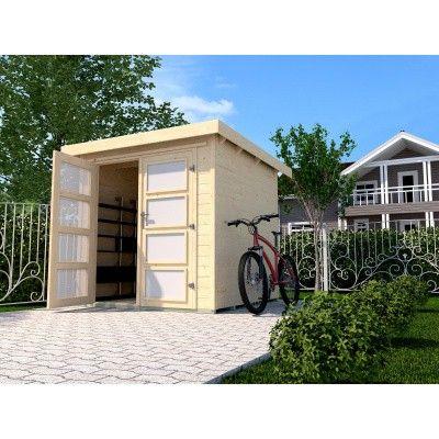 Hauptbild von Weka Gartenhaus 321 Gr. 3