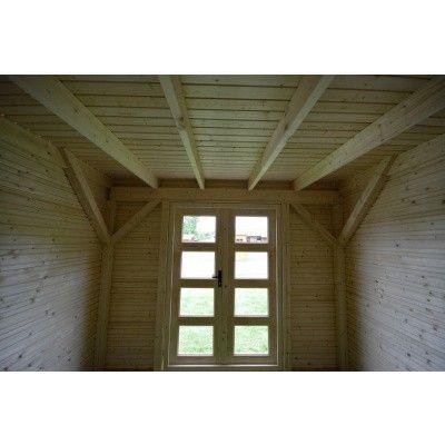 Bild 16 von SmartShed Gartenhaus Ligne 250x250 cm