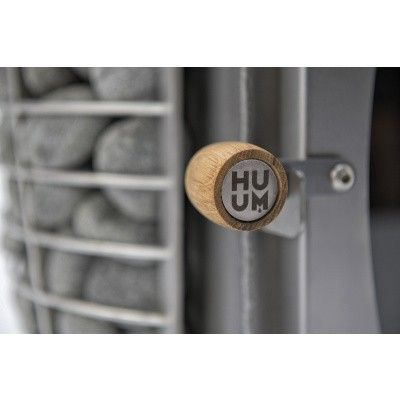 Afbeelding 3 van Huum Hive wood LS 17,0 kW