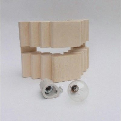 Hoofdafbeelding van Liberty Wellness Stapel 2 Saunalamp inclusief fitting en bollamp