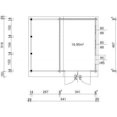 Bild 36 von Azalp Garage Vigo 661x536 cm, 95 mm