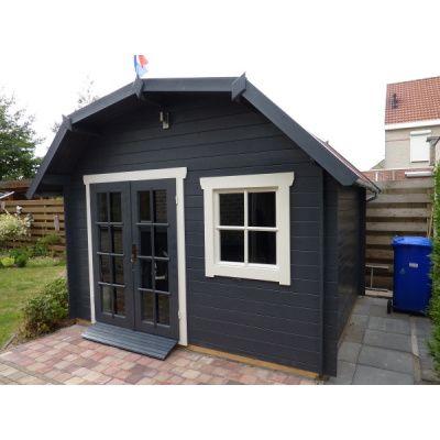 Hauptbild von Azalp Blockhaus Cornwall 400x300 cm, 45 mm