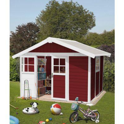 Hoofdafbeelding van Grosfillex 23007242 DECO H7,5 rood-wit