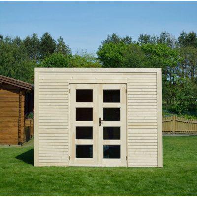 Bild 3 von SmartShed Gartenhaus Ligne 250x250 cm