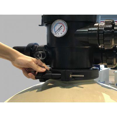 Afbeelding 2 van Mega Pool MFV31 zandfilter 23,5 m3/u (Mega+ 0182221)