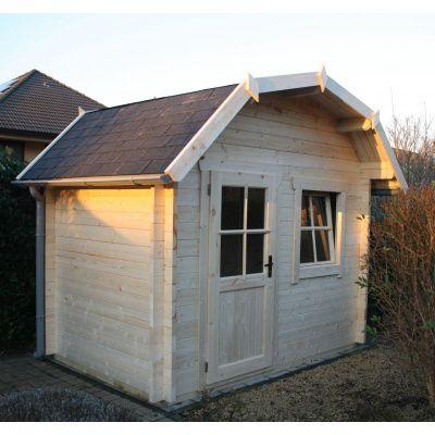 Bild 33 von Azalp Blockhaus Kent 300x400 cm, 45 mm