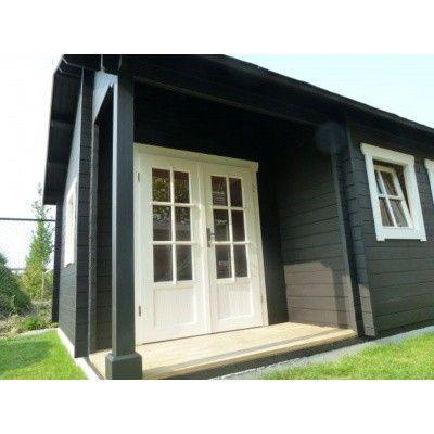 Bild 65 von Azalp CLASSIC Blockhaus Cottage Style Kinross, 45 mm