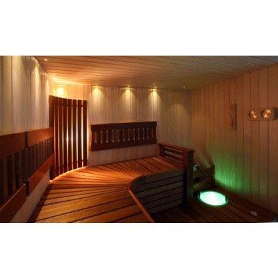 Afbeelding 19 van Azalp Saunabanken geheel op maat