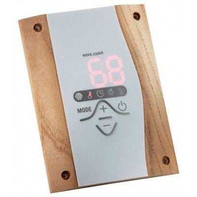 Hoofdafbeelding van Waveline Saunabesturing Combiset1 WC4-HT-H