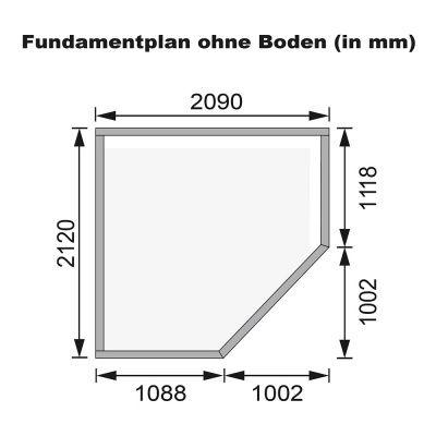 Afbeelding 9 van Karibu Goldendorf 3 (61857)