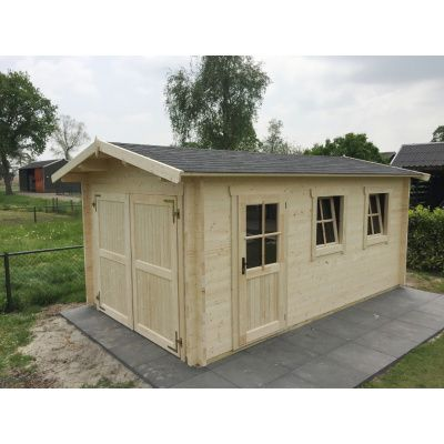 Afbeelding 56 van Azalp Garage Thijs 380x700 cm, 60 mm