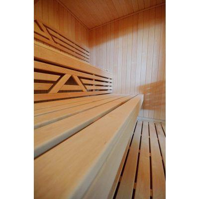 Bild 4 von Azalp Elementsauna 237x135 cm, Erle
