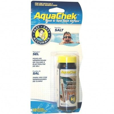 Hauptbild von AquaChek White Test Strips (Salt Titrators)