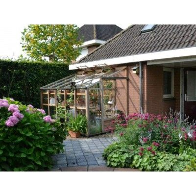 Hoofdafbeelding van Royal Well Muurkas New Classic Lean-To 106