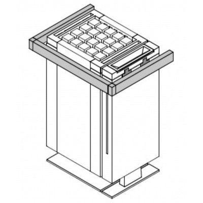 Hoofdafbeelding van EOS Mythos S35 ovenbeschermrand (94.5653)*