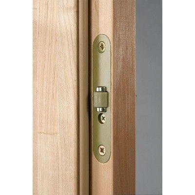 Afbeelding 10 van Ilogreen Saunadeur Trend (Elzen) 189x79 cm, groenglas