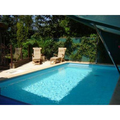 Afbeelding 2 van Trend Pool Polystyreen liner zwembad 600 x 300 x 150 cm (starter set)