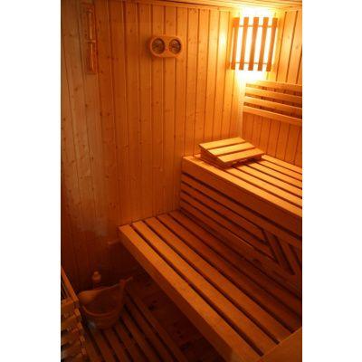 Afbeelding 3 van Azalp Sauna Hoofdsteun Elzen