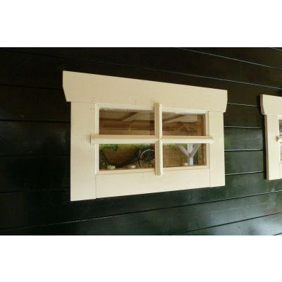 Bild 18 von Azalp Blockhaus Cas 840x300 cm, 45 mm