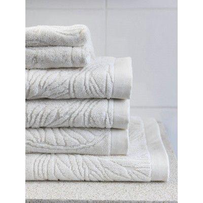 Hoofdafbeelding van Pentik Handdoek 50x70 cm wit