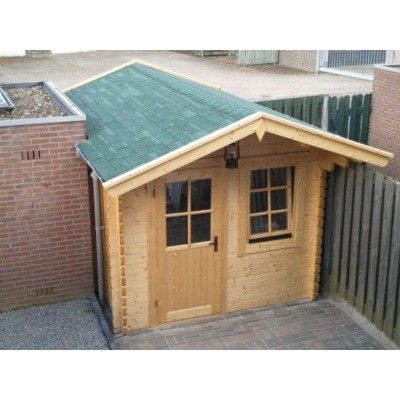 Bild 22 von Azalp Royal Class Gartenhaus Village 400x300 cm, 45 mm