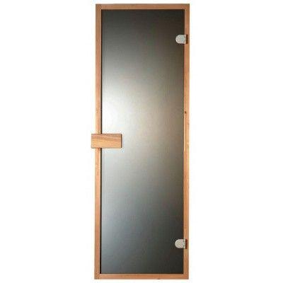 Hoofdafbeelding van Sawo Saunadeur glas 185x63 cm, blank 8 mm