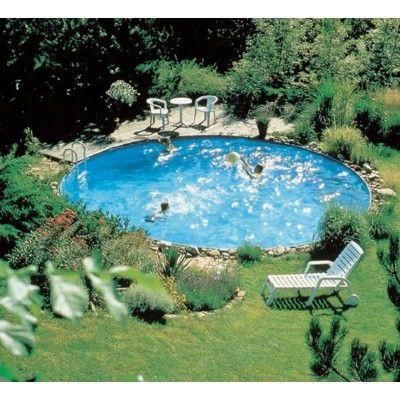 Afbeelding 17 van Trend Pool Ibiza 420 x 120 cm, liner 0,8 mm